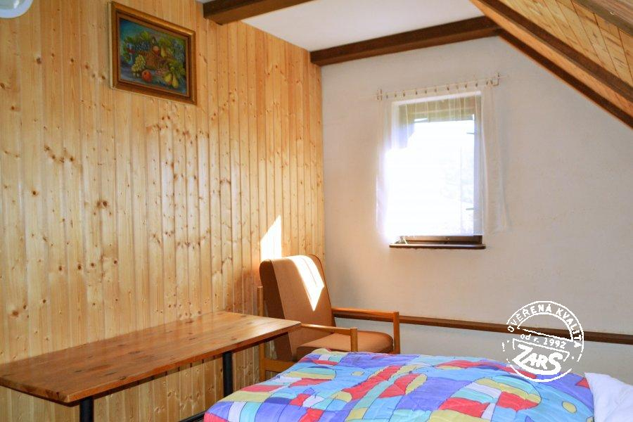 Rekreační domek Oldřichov v Hájích k pronájmu, Jizerské hory